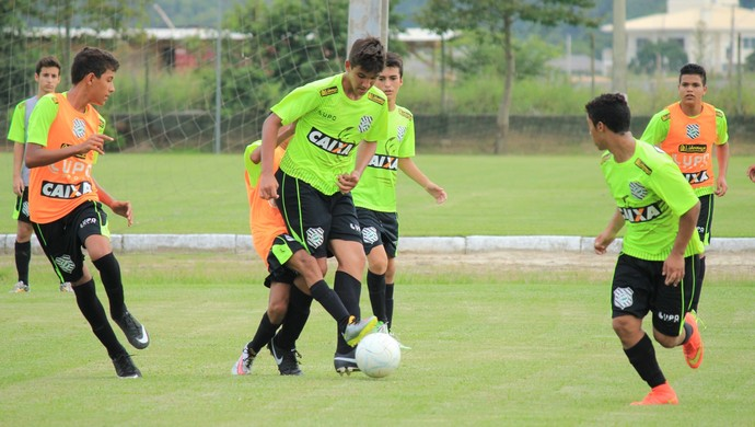 figueirense sub-17 treinos (Foto: Luiz Henrique / FFC)