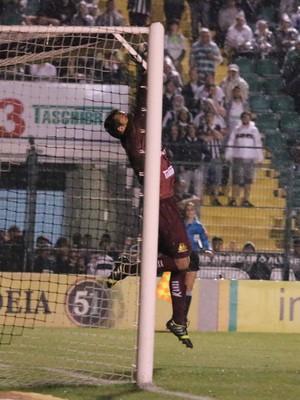 Bruno Marquinhos Figueirense Criciúma (Foto: Luiz Henrique / Figueirense FC)