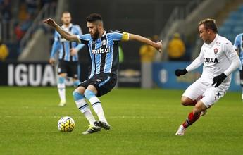 Grêmio tem dilema com quinta opção, capitão improvisado ou jovem na zaga