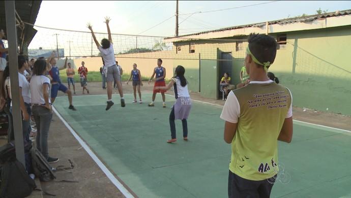 Escola João Bento da Costa em Porto Velho (Foto: Reprodução/TV Rondônia)