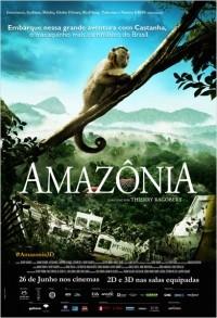 Cartaz filme Amazônia (Foto: Divulgação)