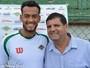 Campeão da Copa do Brasil pelo Fla em 2013 acerta com a Cabofriense