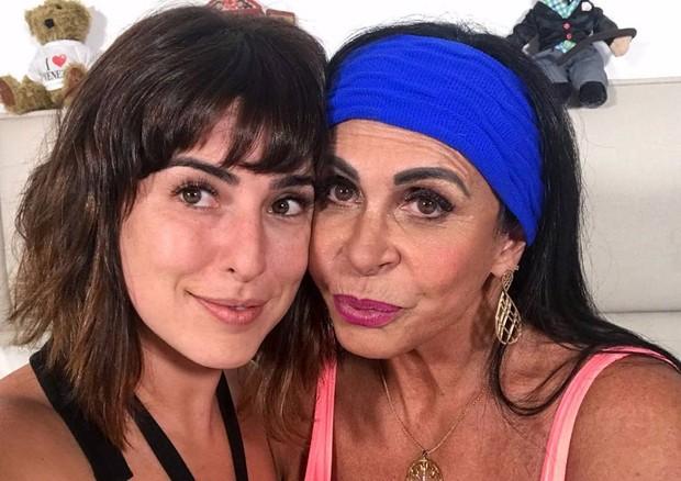 Fernanda Paes Leme e Gretchen (Foto: Reprodução/Instagram)