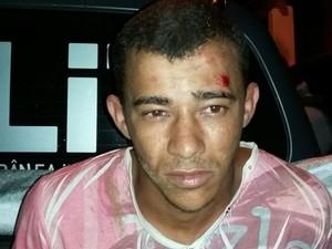 Douglas da Silva Souza, de 24 anos. (Foto: Ascom/Polícia Civil)