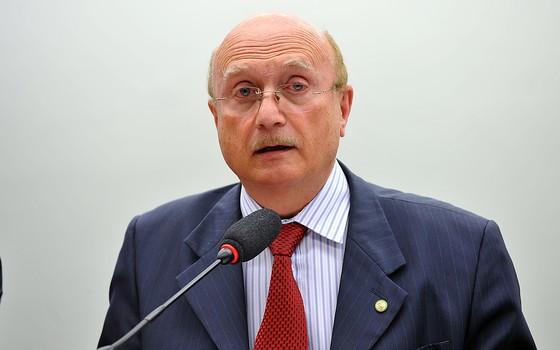 O deputado Osmar Serraglio (Foto: Agência Câmara dos Deputados)