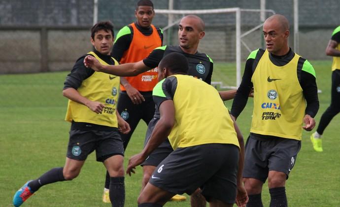 treino coritiba gil (Foto: Divulgação Coritiba)
