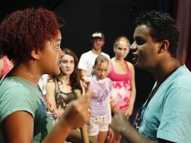 Prefeitura de Vila Velha, Espírito Santo, abre incrições gratuitas para curso de teatro (Foto: Eduardo Ribeiro / Divulgação PMVV)