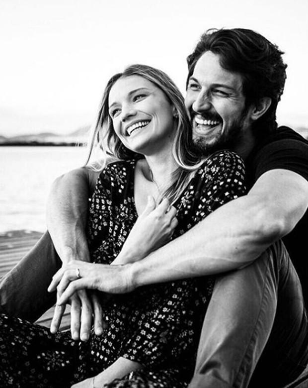 Nilma Quariguasi e Romulo Estrela (Foto: Reprodução/Instagram)