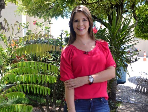 Tâmara Oliveira traz as principais notícias desta quarta-feira, 16 (Foto: Divulgação/TV Sergipe)