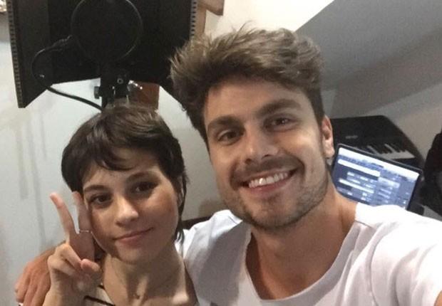 Luiza Pastore e Paulo Dalagnoli (Foto: Divulgação)