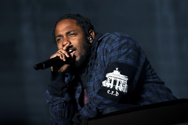 O músico Kendrick Lamar (Foto: Getty Images)