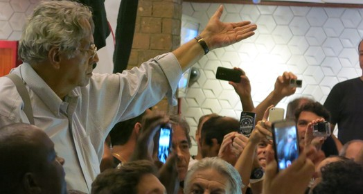 respeitável público (Edgard Maciel de Sá / GloboEsporte.com)