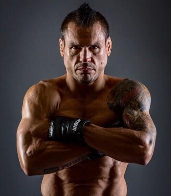 Jorge Patino Macaco MMA (Foto: Divulgação)