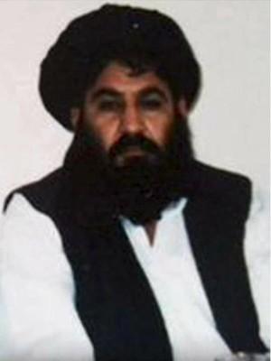 Mullah Akhtar Mohammad Mansour, novo líder do Talibã, em foto não datada (Foto: AFGHANISTAN-TALIBAN/EXCLUSIVE REUTERS/Taliban Handout/Handout)