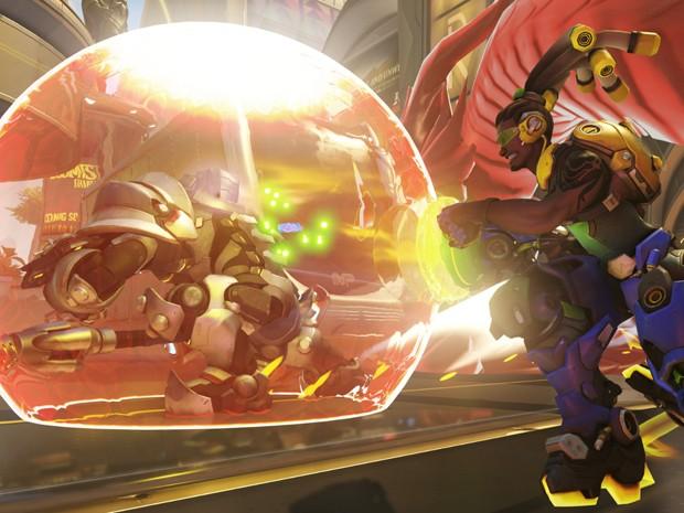 'Overwatch' é a estreia da Blizzard em games de tiro (Foto: Divulgação/Blizzard)
