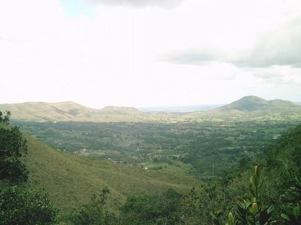 Parque Nacional da Serra de Itabaiana é uma unidade de conservação ambiental (Foto: Denise Gomes/Arquivo G1)