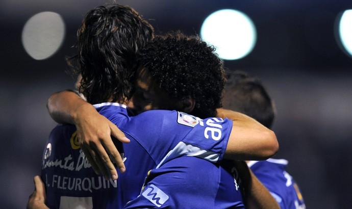 Defensor x Garcilaso Libertadores (Foto: AFP)