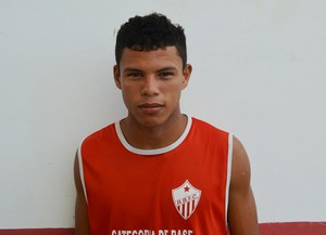Evirlandio Ramos, 19 anos, Rio Branco, Acre (Foto: Duaine Rodrigues)