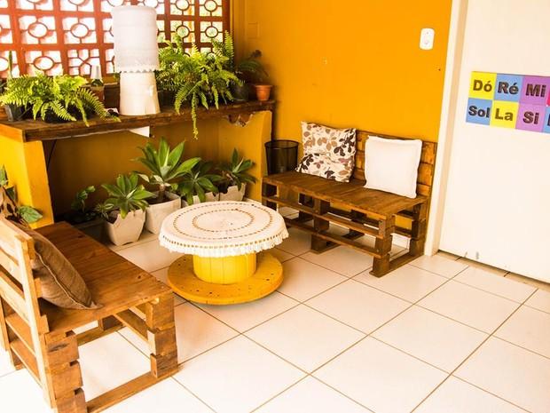 Instituto Semearte em Arcos (Foto: Bárbara Machado/Divulgação)