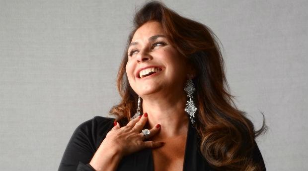 A cantora Fafá de Belém (Foto: Divulgação)