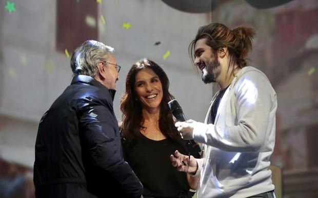 Ivete, Luan e Caetano