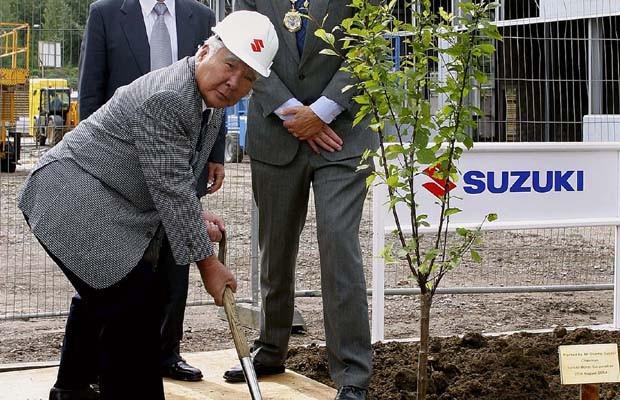 Osamu Suzuki (Foto: Divulgação)