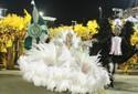 Veja imagens do desfile campeão