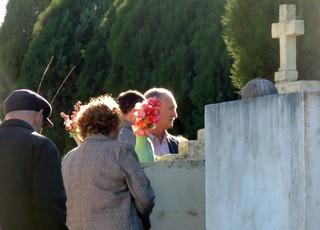 luiz felipe scolari seleção brasileira enterro cunhado felipão (Foto: Laion Espíndula/GloboEsporte.com)