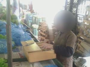 Número de crianças e adolescentes em situação laboral cresce no país (Foto: Reprodução EPTV)