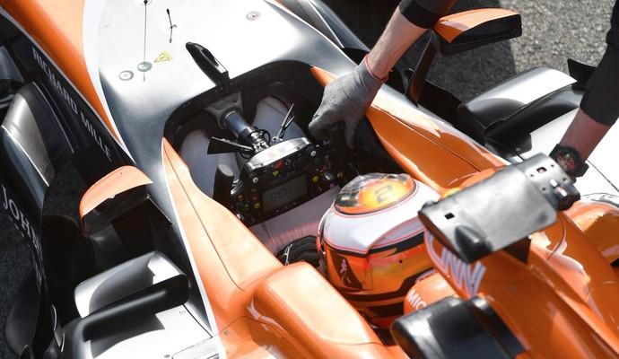 Stoffel Vandoorne, McLaren  (Foto: Reprodução)