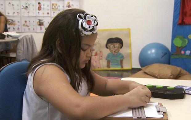 Dia Nacional do Sistema Braille é lembrado em Roraima (Foto: Roraima TV)