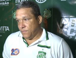 Givanildo Sales, Nacional de Patos (Foto: Reprodução / TV Paraíba)