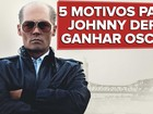 'Aliança do Crime' tem Johnny Depp em boa forma e trama fraca; G1 já viu
