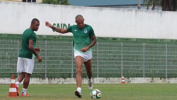 Leandrão vai desfalcar o Boavista contra o Flamengo