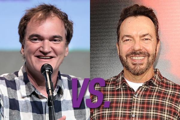Quentin Tarantino vs. Alan Ball (Foto: Divulgação)