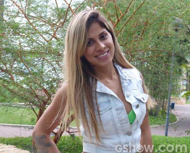 """Vanessa sobre prêmio: """" Parece um conto de fadas!"""" (Foto: Domingão do Faustão/TvGlobo)"""