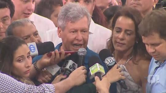 Artur Neto, do PSDB, é reeleito prefeito de Manaus
