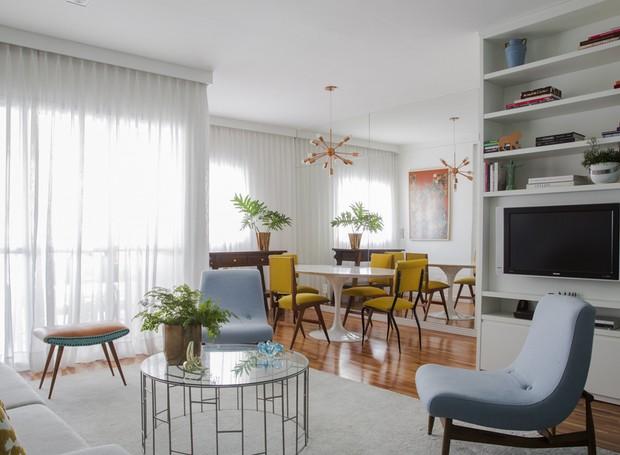Cozinha americana integrada à sala: ideias de decoração - Casa e ...