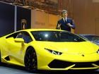 Sucessor do Gallardo, Lamborghini Huracán faz estreia em Genebra