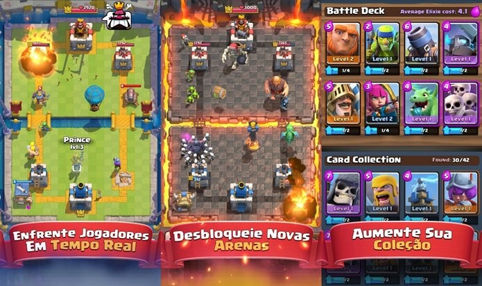 Clash Royale Game Apk Download For Android Pc Ios Free
