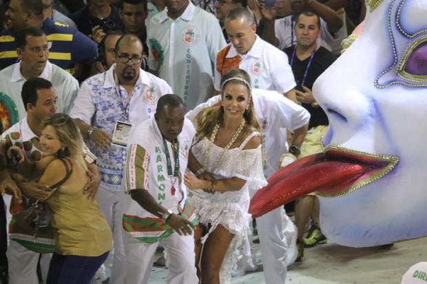 Ivete Sangalo (Foto:  Daniel Pinheiro/AgNews )