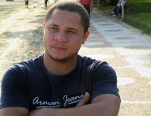 Madson Santos Al-Khor (Foto: Bruno Gutierrez)