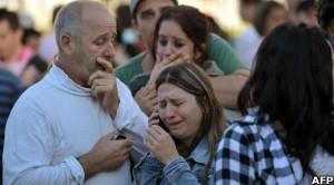 Incêndio em boate de Santa Maria (RS) deixa pelo menos 245 mortos (Foto: AFP)