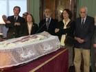 Acadêmico e jurista Evaristo de Moraes Filho é sepultado no Rio