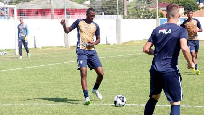 Avaí treino (Foto: André Palma Ribeiro/Avaí F. C.)