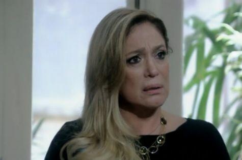 Susana Vieira, a Pilar de 'Amor à vida' (Foto: Reprodução)