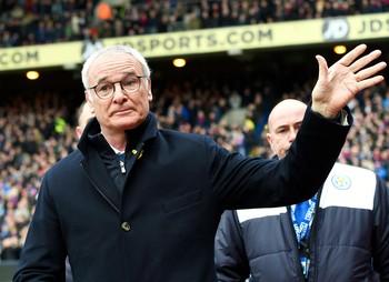 Claudio Ranieri técnico Leicester (Foto: Reuters)