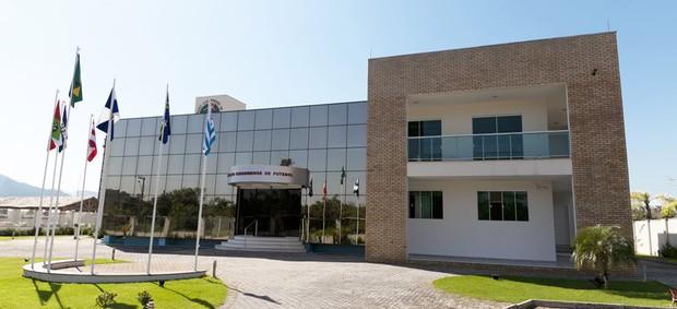 Federação Catarinense de Futebol (Foto: divulgação FCF)