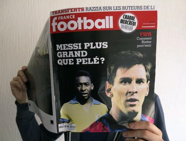 France Football Messi Pelé 698