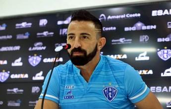 Cearense fala sobre bronca de Dado  e faz alerta para jogo contra Sampaio